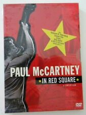 PAUL MC CARTNEY IN RED SQUARE A CONCERT FILM DVD VIDEO NUOVO