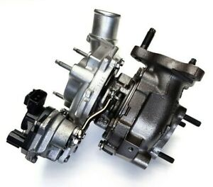 Turbocharger Toyota Auris 1.4 D-4D 17201-0N042 17201-0N041 780708 Reman Turbo