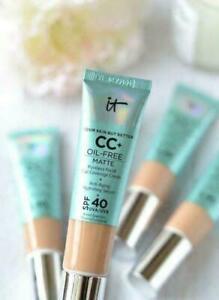 IT Cosmetics Your Skin But Better CC+ Cream Matte SPF 40