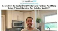 ♨JUSTIN CENER –  Print ON DEMAND-Ecommerce Dropshipping🔥