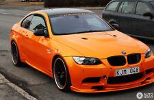 BMW 3 E90 E91 E92 E93 2004-2013 FRONT BUMPER SPOILER HAMANN -PRIMED