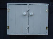 Parete Armadio, parete da appendere shabby chic, handmade, dipinti a mano. possibili bagno