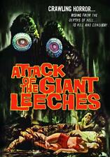 Attack of the Giant Leeches 1959 Sci-Fi Horror Movie Film PC iPad INSTANT WATCH