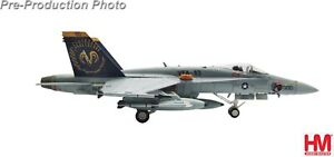 """Hobby Master HA3555, F/A-18C Hornet BuNo 164201, VFA-83 """"Rampagers"""", 2005, 1:72"""