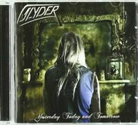 Glyder - Yesterday,Today and Tomorrow CD NEU OVP