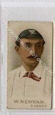 More details for (gb2177-495) wills, cricketers 1896, w.newham, sussex g-vg