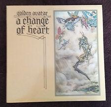 LP GOLDEN AVATAR  A CHANGE OF HEART 1976 EX.