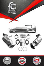 Fits 2009-2017 Chevrolet/GMC/Buick/Saturn 3.6L Catalytic Converter Complete Set