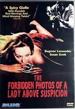 LE FOTO PROIBITE DI UNA SIGNORA PER BENE - Ercoli DVD Lassander Capponi Scott