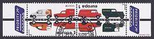 NVPH 3055 - 3056 EUROPAZEGELS: NEDERLANDSE POSTAUTO'S 2013 serie gestempeld