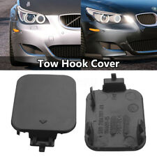 Front Bumper Tow Hook Eye Cover Cap For BMW E60 528i 535i 550i 51117184708 08-10