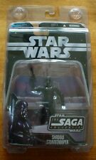 STAR WARS EXPANDED UNIVERSE SHADOW BLACK HOLE STORMTROOPER SAGA COLLECTION MOC