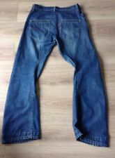 LEVI'S JEANS TWISTED / ENGINEERED RED TAB ZIPPED POCKET SIZE 32 X 32 VGC