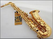 France Henri Selmer E Flat Sax Alto Musical Saxophone Alto 802 Professional UPS