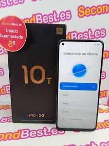 Smartphone Xiaomi Mi 10T Pro M2007J3SG 8GB Cosmic Black Segunda Mano