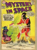 Mystery In Space #69-1961 gd 2.0 Adam Strange -Carmine Infantino