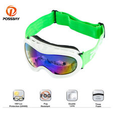 Double-Layer Lens Goggles For Children Snow Sports Winter Skiing Snowboard