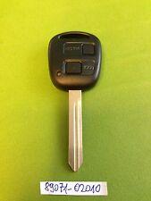 Toyota Yaris Avensis Corolla Carina ETC remote key fob TOY47 ID4C 89071-02010