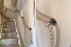 Rope Banister/ Rope Handrail