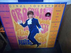 Austin Powers Original Soundtrack LP RSD 2020 BRAND NEW Space THE DIVINYLS