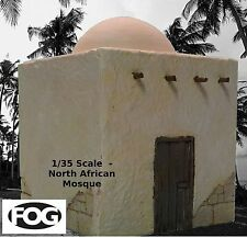 1/35 Scale  - North African Mosque - ceramic model kit