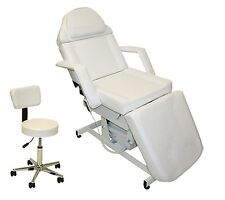 Fully Electric Massage Care Facial Bed Table Chair Barber Tattoo Beauty Salon