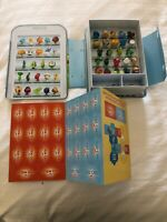 Coles Stikeez 2 - Full Set with Case.. Series 2020 BRAND NEW