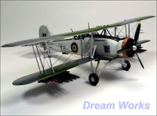 Built TAMIYA 1/48 Fairey Swordfish Mk.II Torpedo Bomber +PE , 3 Days To Go