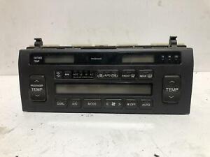 Lexus LS400 Heater & A/C Controls UCF10 03/90-11/00