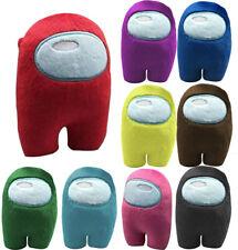 New Among Us Game Plush Soft Stuffed Toy Dolls Figure Plushies Kids Xmas Gifts