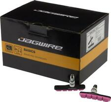 Jagwire Mountain Sport Brake Pads Threaded Post Box of 25 Pair Pink