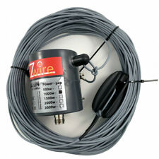1KW Watt 32m XL Multiband Dipol endgespeist  1:9 Balun EZwire 10m - 160m L:32M