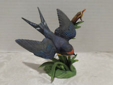 "Lenox ""Barn Swallow"" Garden Bird Collection 1993 MINT CONDITION"