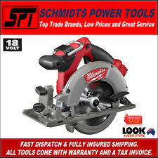 "MILWAUKEE M18CCS55-0 M18 18V FUEL 6-1/2"" BRUSHLESS CIRCULAR SAW CORDLESS - SKIN"