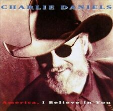 New: Daniels,Charlie: America I Believe in You  Audio Cassette