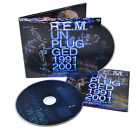 R.E.M. UNPLUGGED 1991 & 2001 THE COMPLETE SESSIONS DOPPIO CD NUOVO SIGILLATO !!