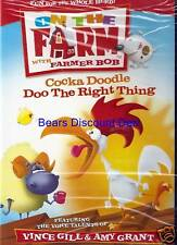 COCKA DOODLE DOO THE RIGHT THING -  new /DVD