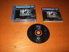 Hidden & Dangerous für Dreamcast