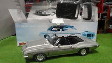 PONTIAC Lemans Cabriolet Convertible Gris au 1/18 GMP 8049 voiture miniature