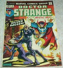 Doctor Strange 5, NM- (9.2) Brunner art! 50% off Price Guide!