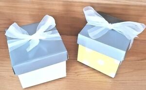 BABY SEX REVEAL SURPRISE BOXES FOR MUM OR DAD OR ANY OCCASSION