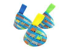 Blue Trains Pee Pee Teepees x3 / Wee Wigwam, Stop Cone / Boy Baby Shower Gift