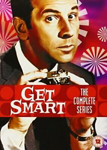 Get Smart - Complete HBO Seasons [DVD] [2008][Region 2]