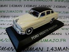 voiture 1/43 atlas NOREV voiture de mon père : FORD Vedette Vendôme