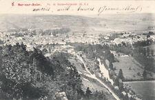 BAR-SUR-AUBE 2 vu de sainte-germaine timbrée 1903
