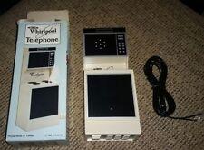 Whirlpool Model GP 865 vintage phone BRAND NEW IN ORIGINAL BOX antique TELEPHONE