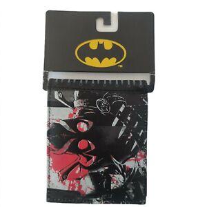 DC Comics BATMAN Bi Fold Wallet Court Of Owls New With Tags