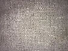 Taupe Gray Soft Plush Chenille Upholstery Fabric
