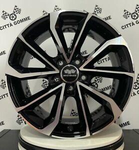 """Cerchi in lega compatibili Citroen 4 Grand C4 Picasso DS7 C5 AIRCROSS da 17"""" NEW"""