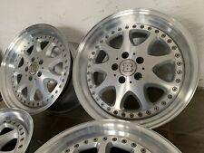 Brabus Felgen 8,5 + 9,5 x 18 Mercedes R129 SL W126 SEC SEL W124 E500 E60 AMG
